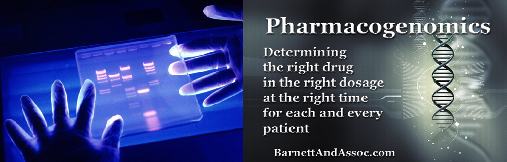 Pharmacogenomics - Changing the way medicine is prescribed